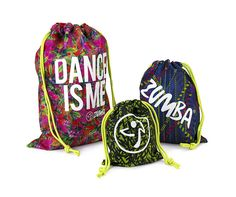 Zumba - Travel Trio Tote Bag -HOT! ALL SIZES! #Zumba #ToteBag