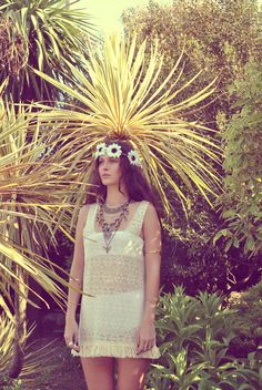 Florence Fringe Mini Dress