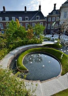 Garden of Memory GWC Huis Ten Bosch Japan | Landscape & Garden Design with Integration of Art Studio Lasso