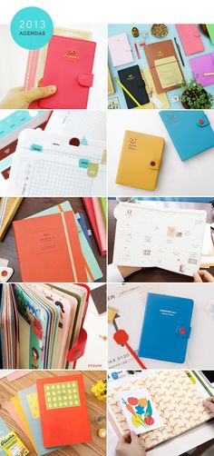Planners / agendas for 2013