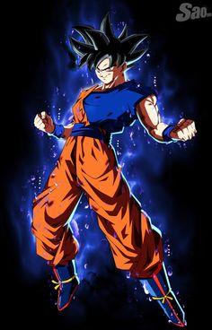 Goku Control del Auto-Movimiento by SaoDVD