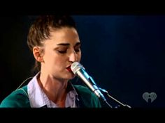 Sara Bareilles Performs Uncharted LIVE (at iheartradio)