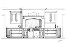 Image result for free hand drawing architecture