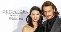 Outlander, serie de Starz basada en las novelas de Diana Gabaldon. En España a través de Movistar.