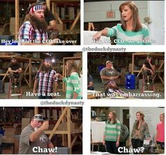 Duck Dynasty love this