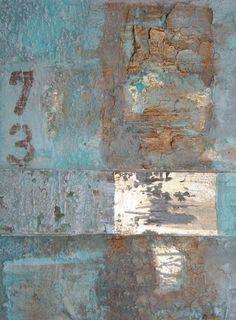 Mischtechnik auf Leinwand (Ohne Titel) #12 - Bild / Kunst von MalArt bei KunstNet