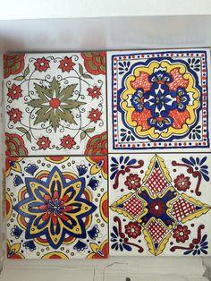 Meksika Desenleri / Mexican Tiles