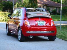 Fiat convertible