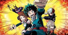 Le mangaka de My Hero Academia dessine Izuku Midoriya au Comic Con San Diego 2018