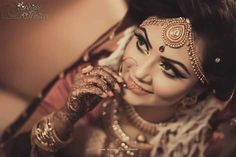 Nothing can express this look  #bangladeshi #bride