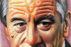 Robert De Niro ##Robert #De #Niro #colored #pencil #art #Spomo #Artwork #photo #photography #fliiby #images #yyazilim #people #nature