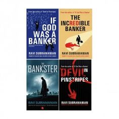 Ravi Subramanian Fiction Box (4 Books Set)