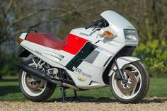 1990 Ducati Paso 906 Frame no. ZDM906PC 000699 Engine no. 000544