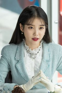 Find Hotel Del Luna Clothes, IU Fashion for an affordable price Luna Fashion, Fashion In, Korean Fashion, Korean Beauty, Asian Beauty, Iu Twitter, Winter Mode, Looks Chic, Korean Actresses