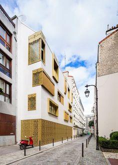 Vincent Parreira - AAVP ARCHITECTURE, Luc Boegly · DIVA