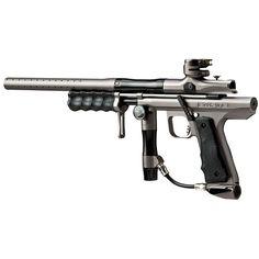 Empire Sniper Pump Paintball Marker Gun - Grey Black. For Sale at UltimatePaintball.com