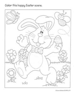 Easter Coloring Sheets Colouring Pages Printable Crafts For Kids Activities Peeps Bunny