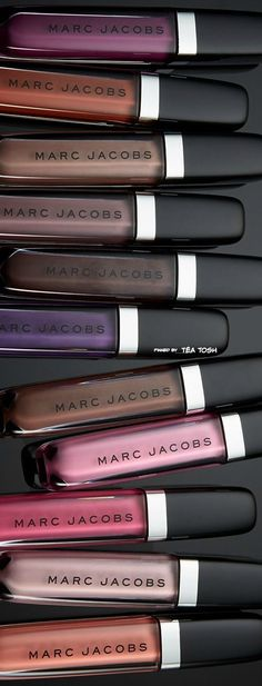 ❇Téa Tosh❇ Marc Jacobs Beauty, Enamored, Hi-Shine Lip Lacquer