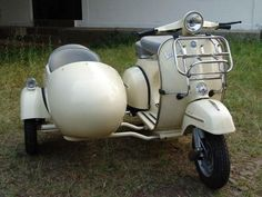 vespa side car - Buscar con Google