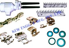 KEW has been manufacturing Stenter Machine Spares Parts from last 25 years. High-quality Spares of Stenter for heavy duty and longer durability. We are manufacturer, exporter, and supplier for all types of Spares Stenter. We are Stenter Machine #Spares #Manufacturer India for any brands in the #textile #machine, Spares Stenter, Stenter Machine Pin Bar, Stenter Clip.