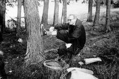 Uno de esos momentos sencillos e iluminadores en la vida de Juan Pablo II...