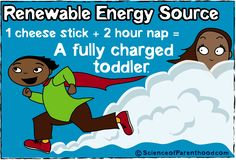 If only we could bottle that energy! We could run the world!
