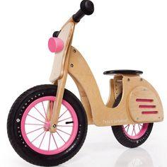 Prince Lionheart Whirl Balance Bike in Pink
