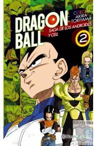Dragon Ball color Cell nº 02 - 06