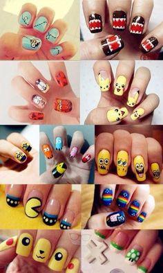 Divertidas nails