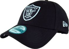 12c260e9e Oakland Raiders New Era 940 The League NFL Adjustable Cap