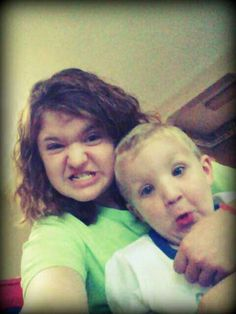 My favorite boy in the world (: