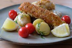 Setter du av 30 minutter kan du lage en fiskepinnemiddag som er mange hakk hvassere enn de pinnen...