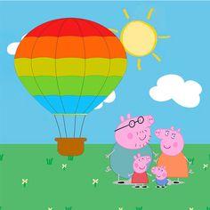 Molde Peppa Pig, Peppa Pig Imagenes, Cumple Peppa Pig, Party Printables, Peppa Pig Pictures, Peppa Pig Full Episodes, Peppa Pig Drawing, Peppa Pig Wallpaper