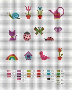 200 Cross Stitch – Page 12 Tiny Cross Stitch, Butterfly Cross Stitch, Cross Stitch Boards, Beaded Cross Stitch, Cross Stitch Animals, Modern Cross Stitch, Cross Stitch Designs, Cross Stitch Embroidery, Cross Stitch Patterns