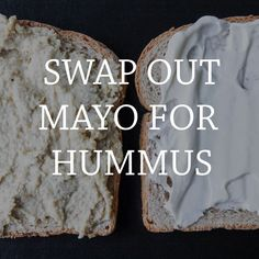 Swap out mayonnaise