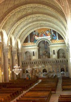 Alexandria - a Coptic church