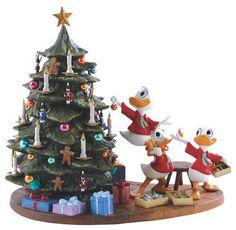 WDCC Mickeys Christmas Carol Holiday Helpers