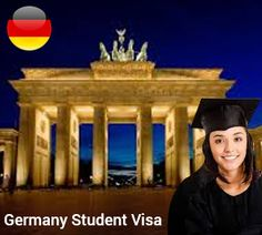 International students from other nation are required to apply for student visa before arrival. Those individuals who are preparing to study in Germany must apply for  Germany student visa.