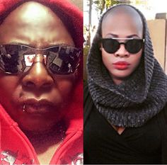 GOSSIP, GISTS, EVERYTHING UNLIMITED: Photos: Charly Boy Gushes Over His Look-Alike Daug...