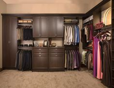 St. Louis Doors And Closets, LLC. #Walk In #closets #home #interior |  Walk In Closets | Pinterest | Home, Interiors And Closet