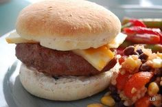 """Homemade Hamburger Buns: """"Easy to do using a bread machine and so awesome! You can also top rolls with sesame seeds after brushing with melted butter."""" -Marie"""