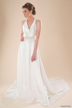 Cocoe Voci Spring 2014 Wedding Dresses   Wedding Inspirasi   Page 2