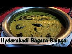 Hyderabadi Bagara Baingan by RecipesYouLike