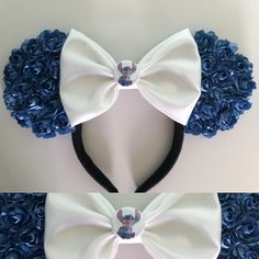 Stitch Mouse Ears by MissMartis01 on Etsy