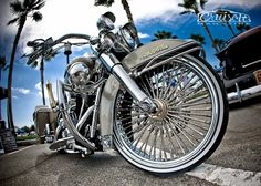 Low Rider. One Beautiful Motorcycle!