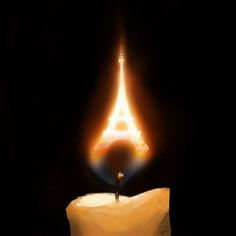 Pray For Paris by PunchingPandas on DeviantArt #PrayForParis