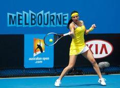 Sorana Cirstea la Australian Open