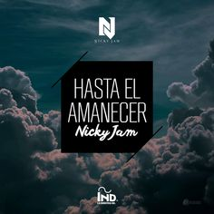 Hasta El Amanecer album for sale by Nicky Jam was released Jan 13, 2016 on the Sony Music Latin label. Description from cduniverse.com. I searched for this on bing.com/images