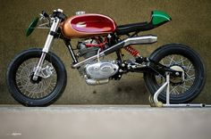 Radical Ducati S.L.    Yet another fantastic RAD creation. <3