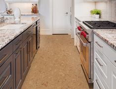 21 Best Cork Kitchen Flooring Images Floating